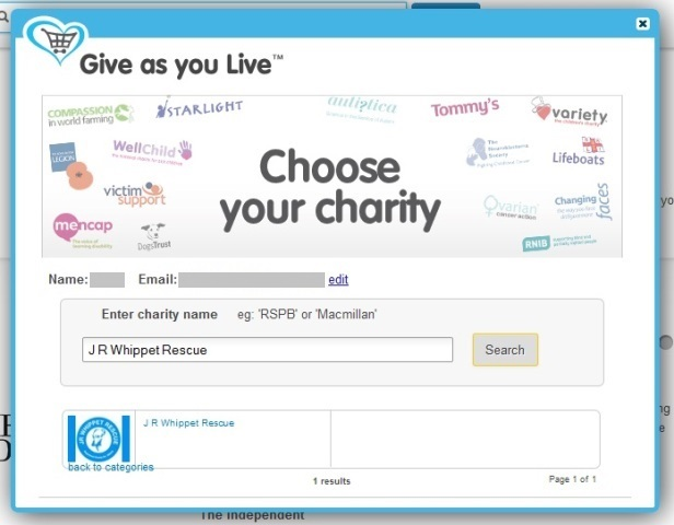 Give as you live screenshot 2