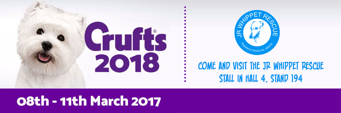 Crufts 2018 - Banner image